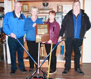 Mixed Curling League @ Armstrong Curling Club   Armstrong   British Columbia   Canada