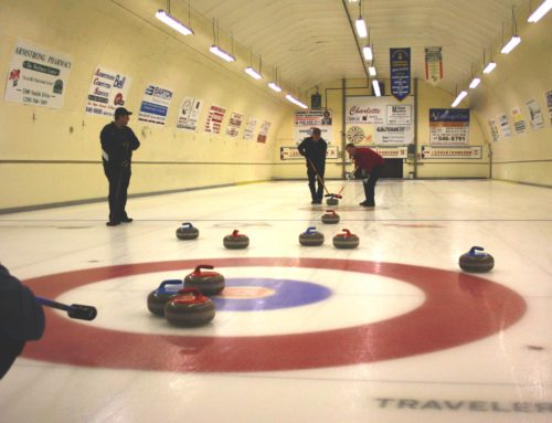 Curling Cheat Sheet