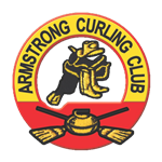 Armstrong & District Curling Club Logo